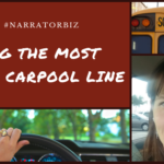 Carpool post header